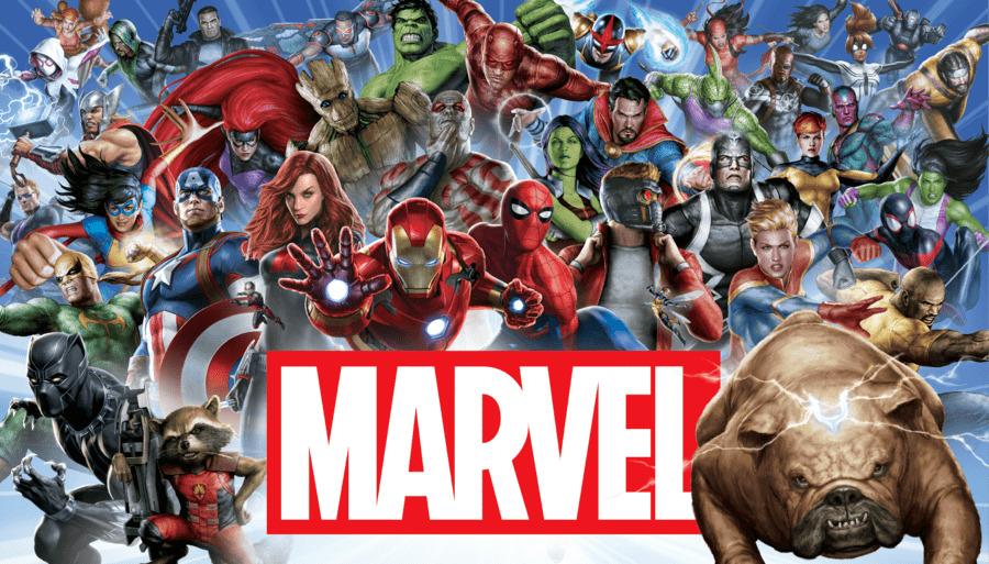 Presentación de nuestra colección Avengers