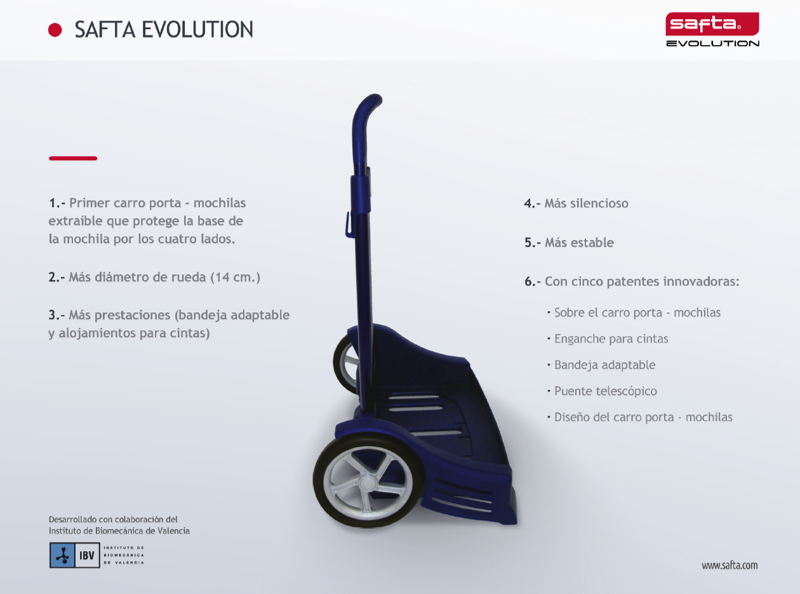 Carro Safta Evolution